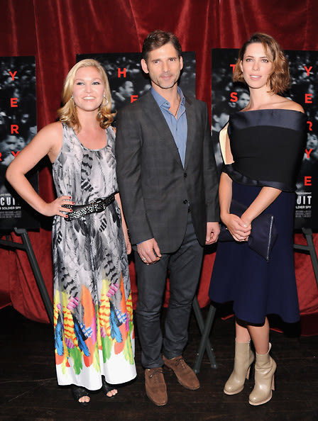 Julia Stiles, Eric Bana, Rebecca Hall