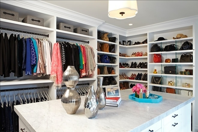Giuliana Rancic Closet
