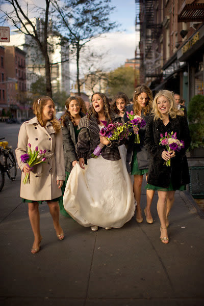 A West Village Wedding