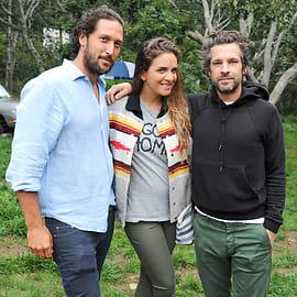 Jason Beckman, Laure Heriard Dubreuil, Aaron Young