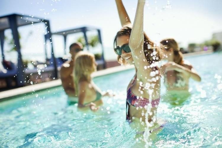 W Hotel Pool