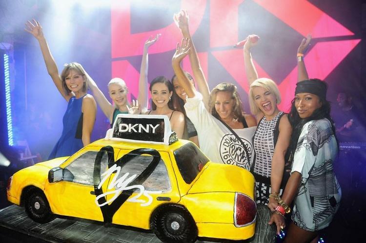 Karlie Kloss, Iggy Azalea, Emmy Rossum, Joan Smalls, Donna Karan, Rita Ora