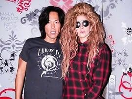Stephen Gan, Lady Gaga