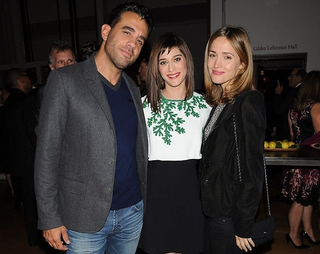 Bobby Cannavale, Lizzy Caplan, Rose Byrne