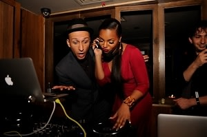 DJ Vice, Ashanti