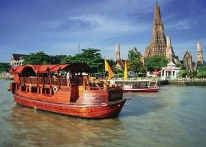 Anantara Boat
