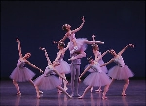 New York City Ballet 2013 Spring Gala