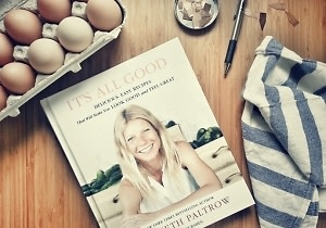 Gwyneth Cook Book