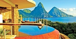 Jade Mountain at Anse Chastanet (St. Lucia)
