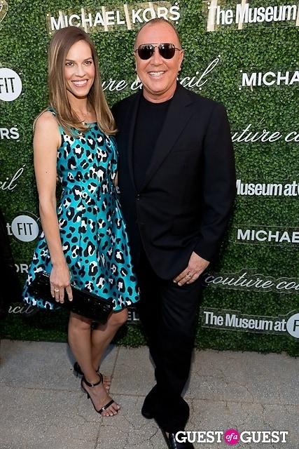 Hilary Swank, Michael Kors