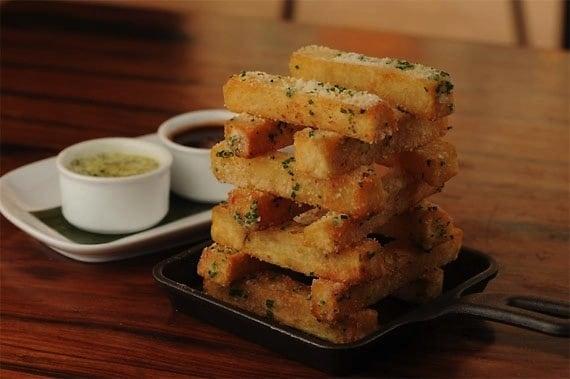 STK Parmesan Truffle Fries