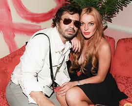 Olivier Zahm, Lindsay Lohan