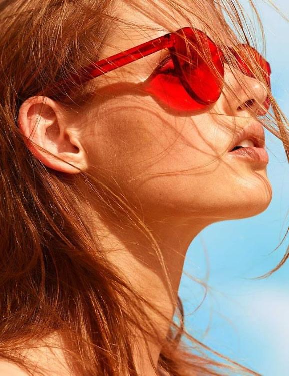 Sun Kissed Skin
