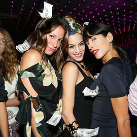 Jennifer Fisher, Chelsea Leyland, Athena Calderone
