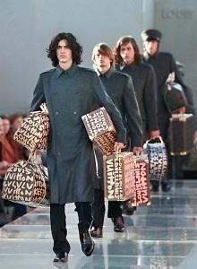 Louis Vuitton Spring 2001