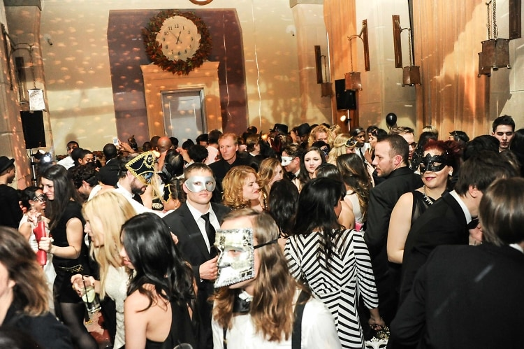 Annual Black & White Masquerade Ball