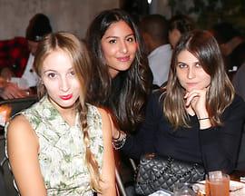 Harley Viera-Newton, Erica Malbon, Lily Waronker