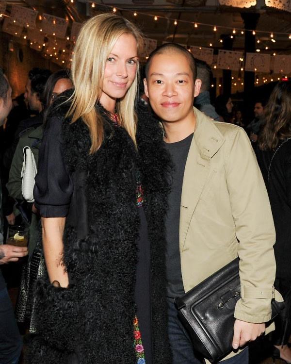 Meredith Melling Burke, Jason Wu