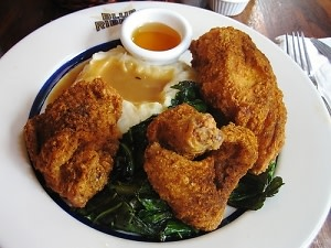 Blue Ribbon Brasserie Fried Chicken