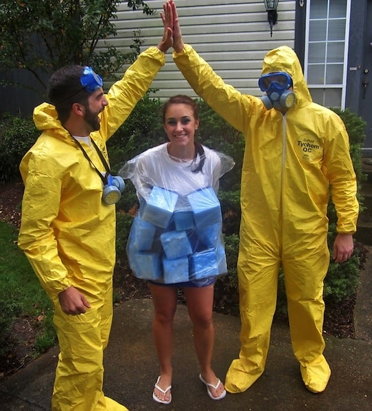 Breaking Bad  sc 1 st  Guest of a Guest & The Best Group Halloween Costumes To Try This Year