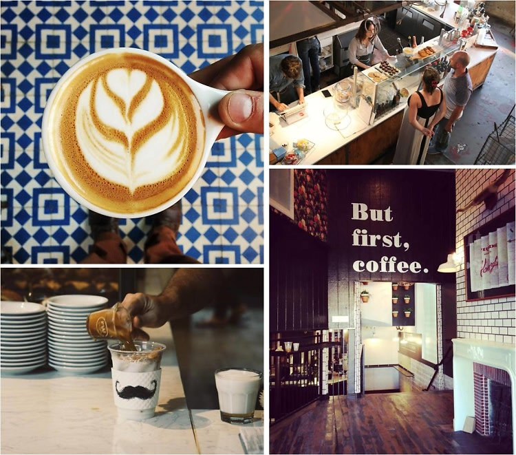Best Beach Coffee Shops That Hire For The Summer