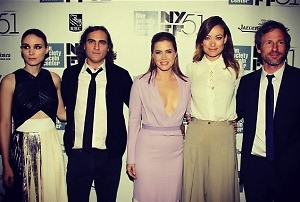 Rooney Mara, Joaquin Phoenix, Amy Adams, Olivia Wilde, Spike Jonze