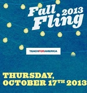 Teach for America:The New York Young Professionals Committee's Fall Fling 2013