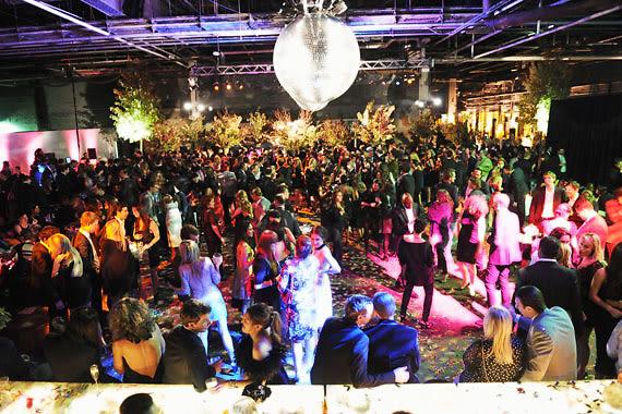 Whitney Studio Party