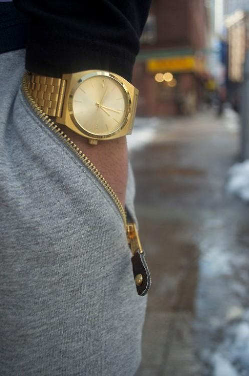 Watch street style