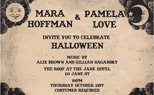 Mara Hoffman and Pamela Love Host Halloween at the Jane