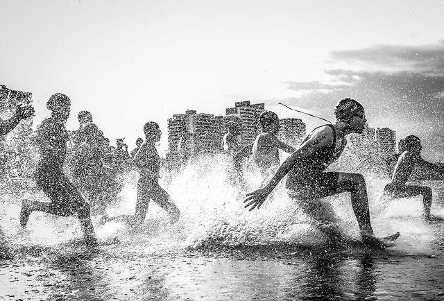 Brazil aquathlon