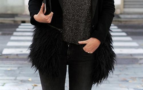 Fur Street Style