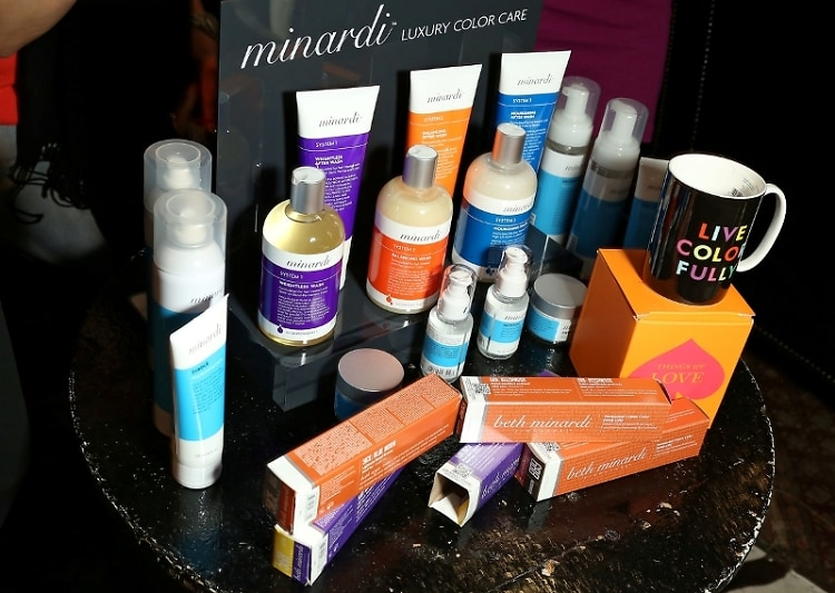 Minardi Luxury Color Care