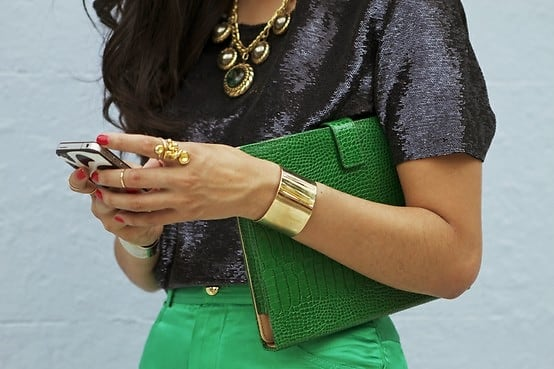 Emerald Green Trend