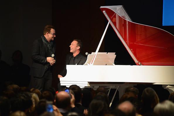Bono, Chris Martin