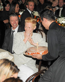 David Bowie, Tilda Swinton