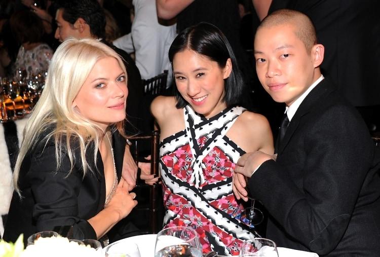 Kate Young, Eva Chen, Jason Wu