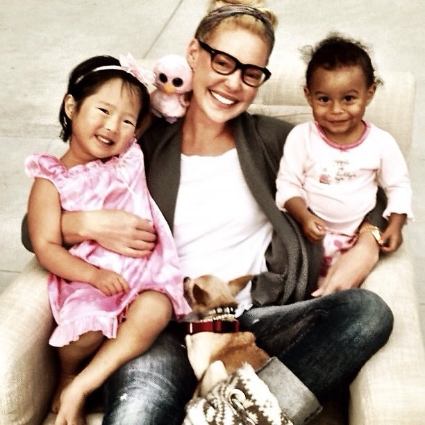 National Adoption Month: 16 Celebrities & Famous Couples ...