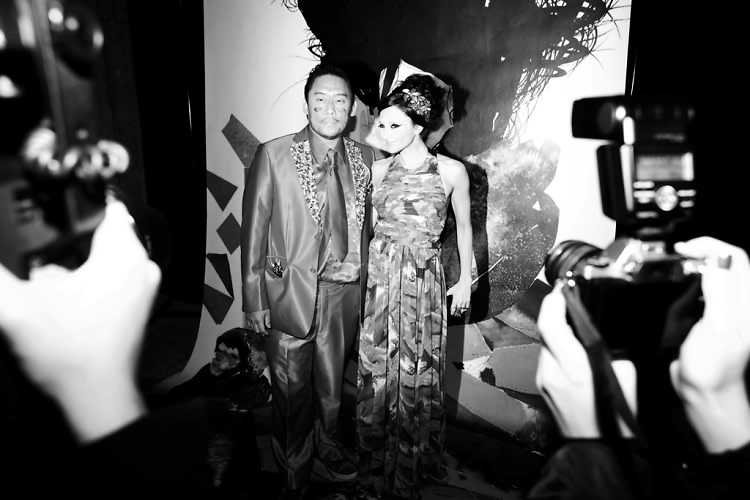 Stacey Bendet, David Choe