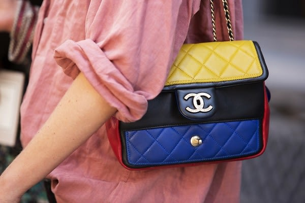 Chanel Purse Street Style