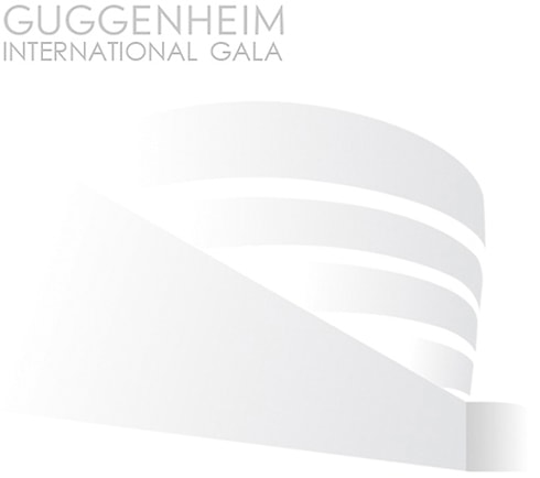 2013 Guggenheim International Gala