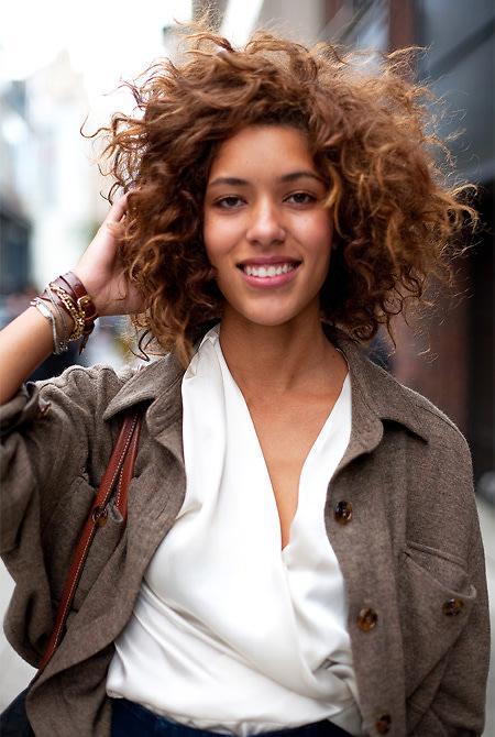 Hair Street Style