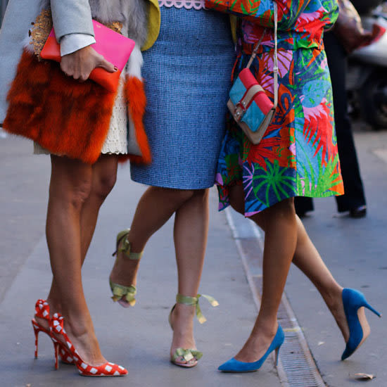 Court Shoe Street Style
