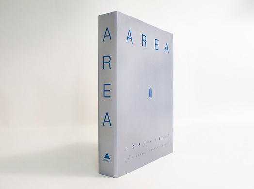 AREA: The Book, The Exhibition, The Party