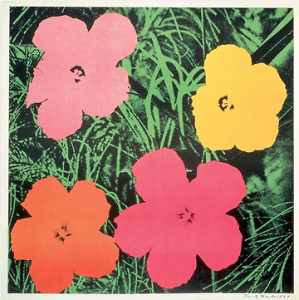 Andy Warhol Flowers: FS11.6