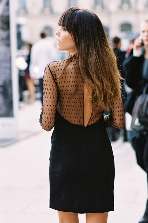 Dress Street Style