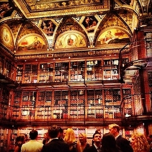 "Young Fellows of the Morgan Library & Museum host ""A Winter's Eve in Mr. Morgan's Library"""