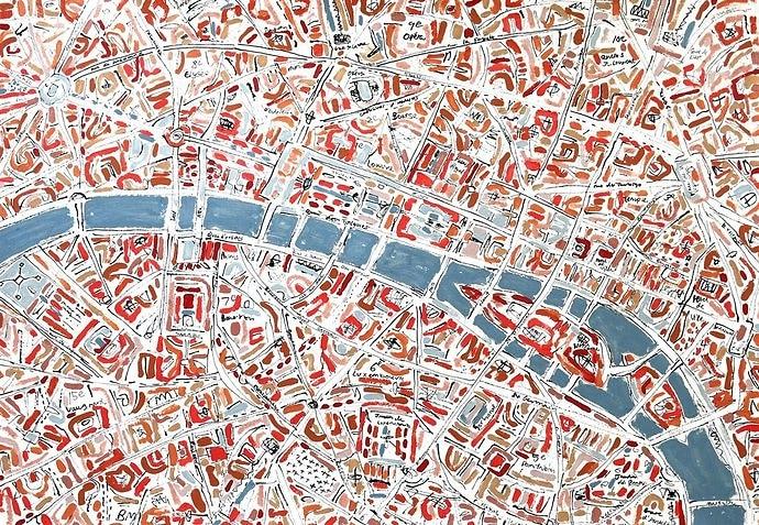 Barbara Macfarlane Mapping