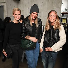 Ali Katz, Jennifer Fisher, Ellen Moore