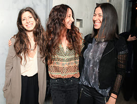 Pamela Love, Mara Hoffman, Rebecca Minkoff
